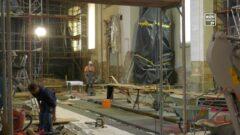 Renovierung der Stadtpfarrkirche Rohrbach