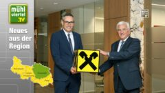 Dr. Christian Ressi folgt Walter Mayr als Raiffeisen-Geschäftsleiter in Freistadt