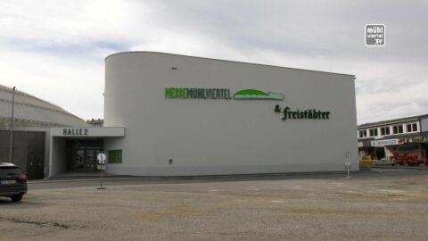 Eröffnung Messehalle 2 in Freistadt