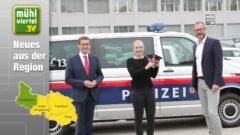 Gratulation an frischgebackene Polizeischülerin Elisabeth Reisinger – Skirennläuferin wird Polizistin