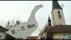 Rückblick 2012: Martinikirtag in Zwettl an der Rodl
