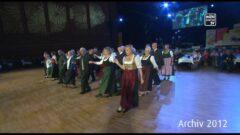 Rückblick 2012: Seniorenbund-Landesball im Brucknerhaus