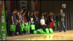 Rückblick 2012: Nacht des Sports im Bezirk Rohrbach