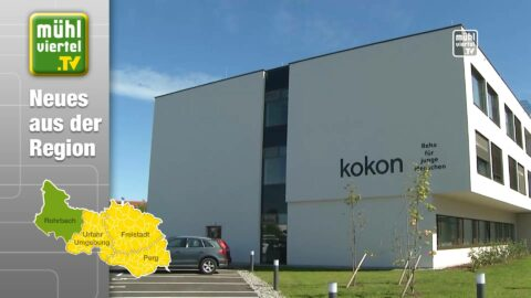 """Ein Jahr Kinder- und Jugendreha """"kokon"""" in Rohrbach-Berg"""
