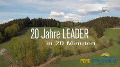 "LEADER-Region Perg-Strudengau ""20 Jahre in 20 min"""