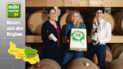 Bio-Essigmacherinnen feiern Jubiläum