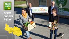 """""""regionleben.at"""" zeigt Anbieter für regionale Lebensmittel"""