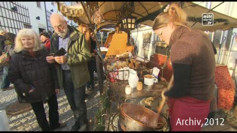 Rückblick 2012: Brauchtumsmarkt in Oberneukirchen