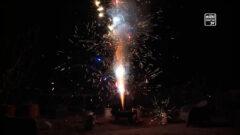 Feuerwerk zu Hause: Tipps zur richtigen Handhabung von Pyrotechnik
