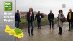 Baustart im Betriebsbaugebiet Freistadt Süd