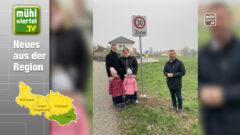 Mehr Verkehrssicherheit bei Kindergarten in Katsdorf