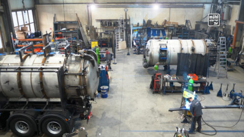Holzmann Fahrzeugbau in Königswiesen