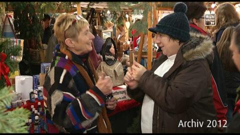 Rückblick 2012: Weihnachtsmärkte in Aigen-Schlägl