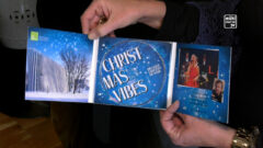 "Weihnachts-CD ""Christmas Vibes"" der ABPU Big Band"
