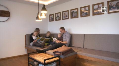 Zufriedene Baufamilie aus Katsdorf
