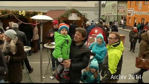 Rückblick 2014: Adventroaß in Saxen