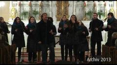 Rückblick 2013: Gospelkonzert in der Pfarrkirche Aigen-Schlägl