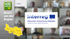 INTERREG Österreich-Tschechien beschließt sieben Projekte für Grenzregion