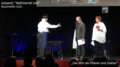 """Kabarett """"Mühlviertel LIVE"""" in der Bruckmühle – Teil 2"""
