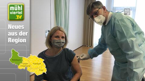 Appell an das Pflegepersonal zur Corona-Impfung