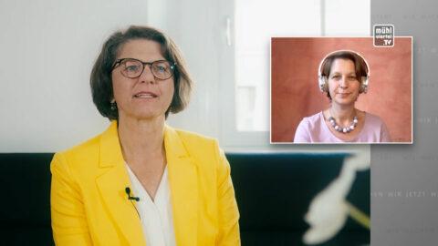 Barbara Pachl-Eberhart im Gespräch mit Christine Haiden