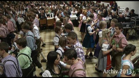 Ball der Landwirtschaftsschule Freistadt 2013
