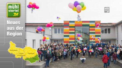 Herausforderndes Premierenjahr für den Direktor der Mittelschule Baumgartenberg