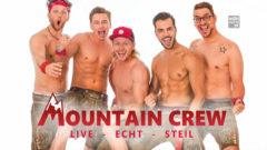 Die Mountain Crew steht in den Startlöchern