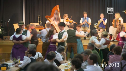TG Sandl: Tanzabend in St. Oswald 2013
