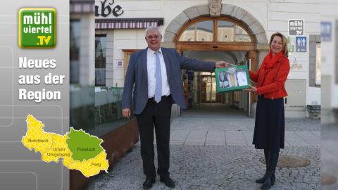 Danke an BH a. D. Alois Hochedlinger aus Freistadt