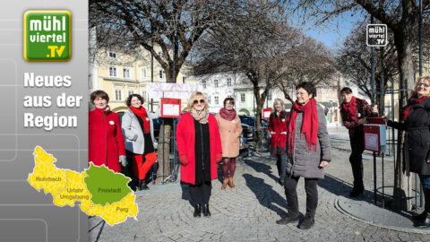 """""""Fraustadt Freistadt"""" sammelt Corona-Geschichten von Frauen"""