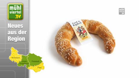 Osterkipferl und weitere Geschenkideen zu Ostern in der Bäckerei Bräuer