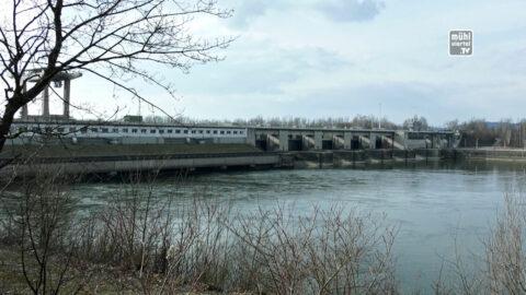 Großinvestition beim Kraftwerk Ottensheim-Wilhering
