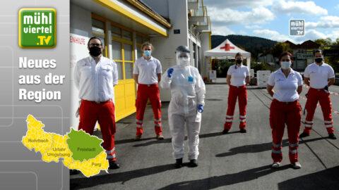 Leistungsbilanz Corona-Jahr 2020 Rotes Kreuz Freistadt
