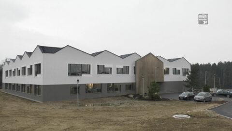 Einblicke in die neue Zentrale von Wimberger