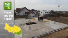 Baubeginn – Altersgerechtes Wohnen in Naarn