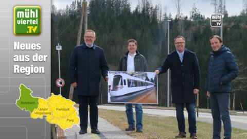 Neues über die Zukunft der Mühlkreisbahn