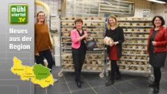 Junge Bäckermeisterin übernimmt elterlichen Betrieb