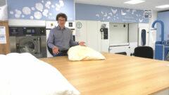 Bettenreinigung bei Betten Ammerer 2021