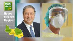 Mühlviertler Kliniken ziehen Bilanz nach Corona-Jahr