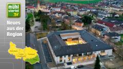 """Von der Landwirtschaftsschule zum Gemeindezentrum """"Im Hof"""""""