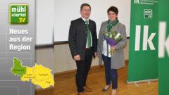 Neue Führung in der Bezirksbauernkammer Rohrbach