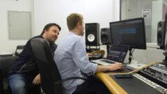 Boomendes Tonstudio von Paul Katzmayr und Wolfgang Pammer