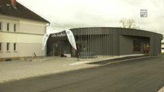 Eröffnung Zeller Kaufhaus in Kleinzell