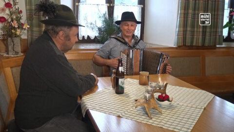 """Lied """"Der alte Jäger"""" – gesungen von Hermann Pammer"""