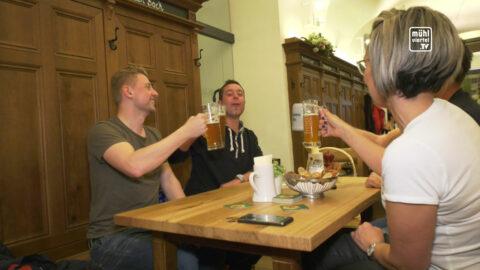 Großartige Stimmung am Wiedereröffnungstag im Brauhaus Freistadt
