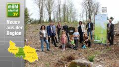 """""""GUUTE Bäume"""" – ein Vorzeigeprojekt für Nachhaltigkeit in der Region"""