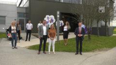 Zu Besuch bei der Firma Träumeland in Hofkirchen