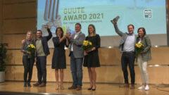 Verleihung GUUTE-Award 2021