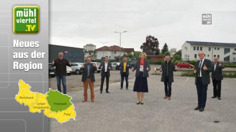 Hotel für Freistadt fix – Grundstück an Dietmar Hehenberger verkauft